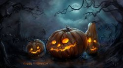 Scary-pumpkins